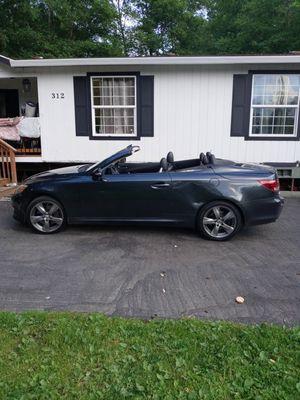 2010 lexus. Is 350 c for Sale in Longview, WA
