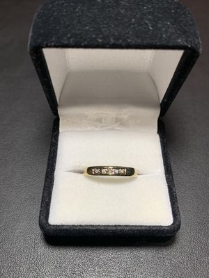 10k gold diamond ring for Sale in Clackamas, OR