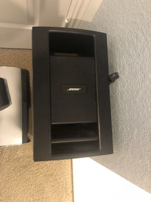Bose sound system - surround speakers - dvd Bose for Sale in Pompano Beach, FL