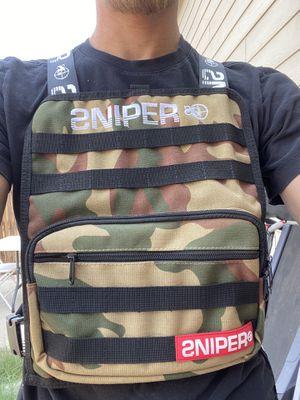 Kodak black Sniper Gang vest for Sale in Peoria, AZ