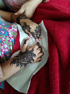 Henna tattoo for Sale in Richardson, TX