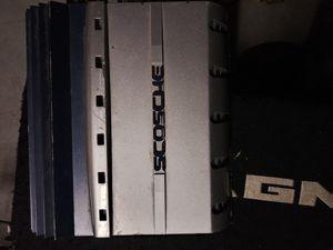 Scosche Amp 2 channel ...550 watt for Sale in Saint Ann, MO