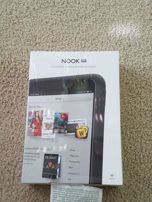 Nook HD for Sale in Durham, NC
