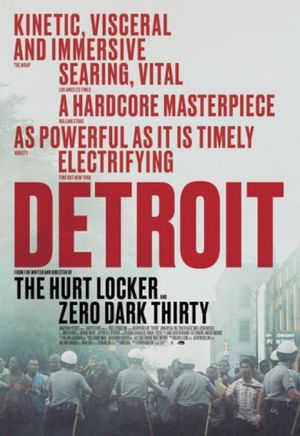 DETROIT (HDX VUDU, HD MA, HD ITUNES, HD GOOGLE) digital movie code. Instant delivery! Free Shipping! (DC4) for Sale in New York, NY