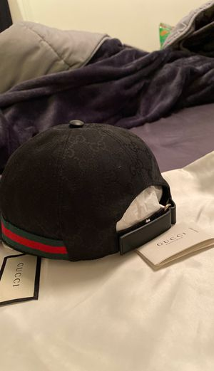 Gucci Baseball Cap (size L) for Sale in Seattle, WA