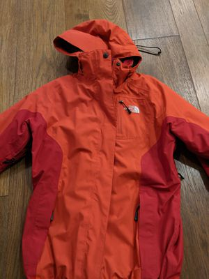 North Face Ski Jacket Women's large for Sale in Lakewood, CO