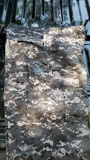 ACU tactical pants for Sale in Taylor, TX