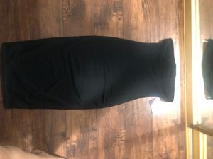 Brand new size medium knee legnth black tube dress for Sale in Maywood, CA