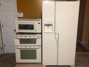 3pc kitchen appliance set for Sale in St. Louis, MO