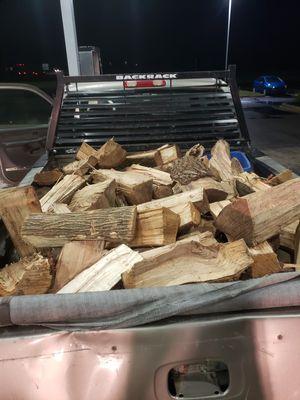 Firewood for Sale in New Boston, MI