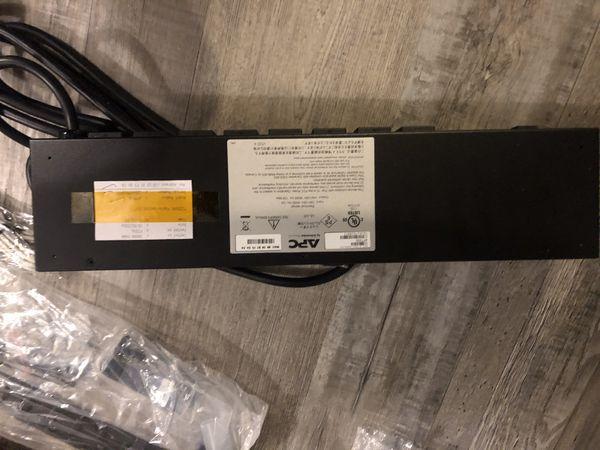 APC AP7900 SWITCHED RACK PDU