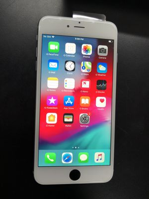 iPhone 6s Plus 32gb factory unlocked $200 for Sale in Escondido, CA