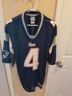 Adam vinatieri large reebok jersey new England patriots for Sale in Columbus, OH