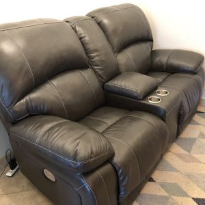 Hallstrung Power Reclining Loveseat for Sale in Scottsdale, AZ