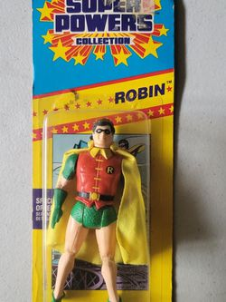 Super Powers, Robin Action Figure. for Sale in Orting,  WA