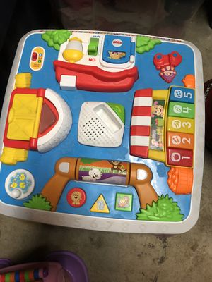 Fisher Price learn with me Table for Sale in Vancouver, WA