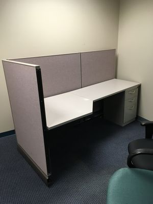 2 Cubicles for Sale - small $100, large $150 for Sale in Peachtree Corners, GA