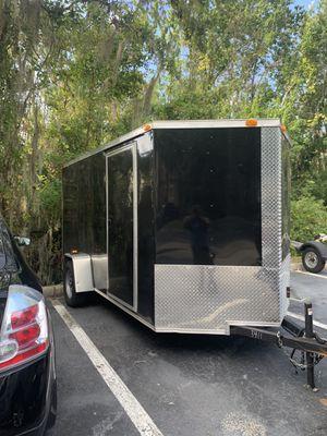 2019 Enclosed cargo trailer for Sale in Davenport, FL
