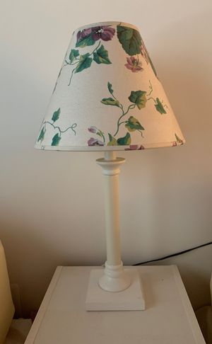 BEDSIDE LAMPS - Set of Two for Sale in Bristow, VA