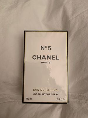 New Chanel N5 never used woman perfume for Sale in Miramar, FL