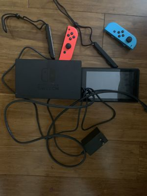 Nintendo switch for Sale in Seattle, WA