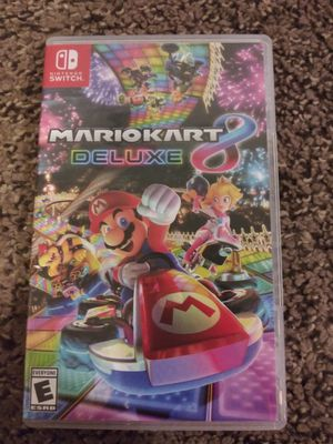 Mario Kart 8 Deluxe for Sale in Arvada, CO