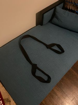 Yoga mat strap/carrier for Sale in Chicago, IL