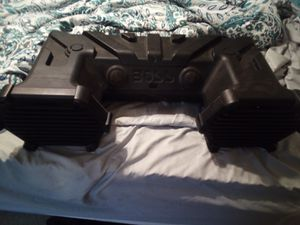 ATV speaker box for 6 x9 or 8 inch speakers for Sale in Buna, TX