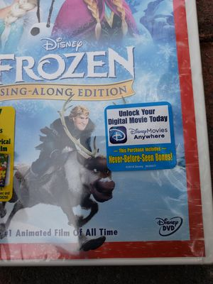Frozen Movie for Sale in Las Vegas, NV