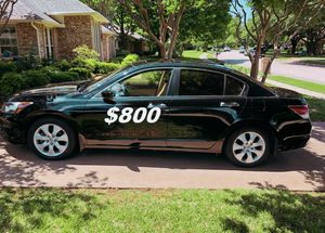$8OO URGENT I sell my family car 2OO9 Honda Accord Sedan Runs and drives great! Clean title!!! for Sale in Madison, WI