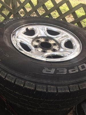 Selling Silverado wheels cheap for Sale in Georgetown, TX