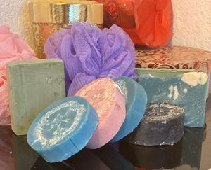 Handmade soap by Organya with lots of vitamin and minerals !!! For only $7.99 for Sale in Las Vegas, NV