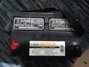 New** Bosch battery (Retails $170) for Sale in Fort Washington, MD