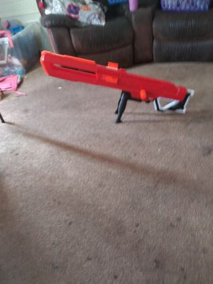 Nerf gun nice condition for Sale in Mulberry, FL