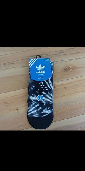 Bundle of 4 pairs adidas men's socks for Sale in Portland, OR