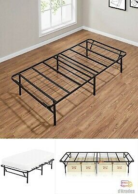 Foldable twin bed frame for Sale in Dallas, TX
