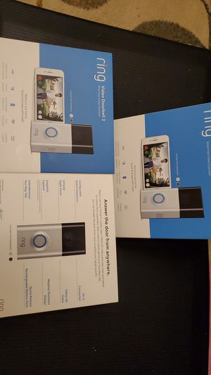 RING Video Doorbell 2 for Sale in Essex, MD