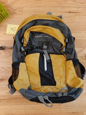 Eddie Bauer Backpack hiking camping daypack EUC for Sale in Westminster, CO