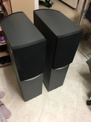 Bose 601 Series IV Direct/Reflected L/R Speaker System for Sale in Milpitas, CA