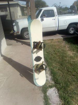 Morrow Rail snow board for Sale in Phoenix, AZ