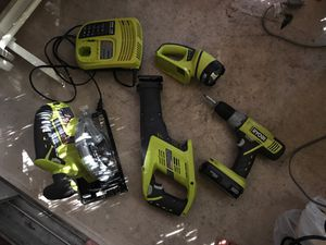 Ryobi mix tools for Sale in Los Angeles, CA