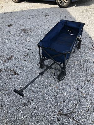 Fold up wagon for Sale in Loganville, GA