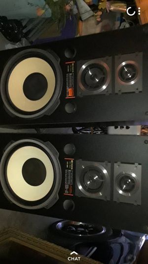 Fisher Studio stv-890 House Speakers for Sale in Tracy, CA