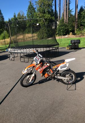 2013 ktm 85 sxs for Sale in Snohomish, WA