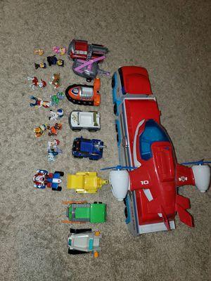 Paw Patrol toys for Sale in Virginia Beach, VA
