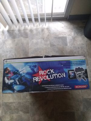 Rock Revolution Xbox 360 Brand New Sealed for Sale in Fresno, CA