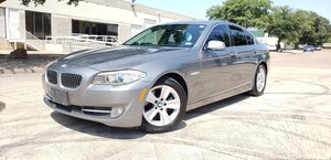 2011 BMW 5 SERIES for Sale in Dallas, TX