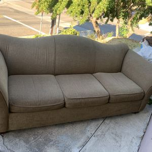Light Brown Couch for Sale in Chula Vista, CA
