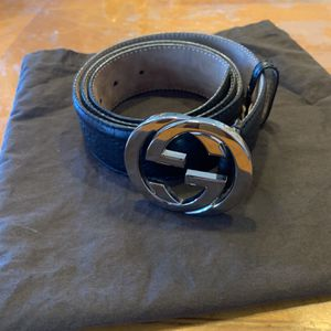 Black Gucci Belt for Sale in Anaheim, CA