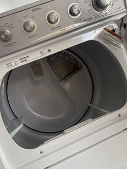"Maytag Combo 27"" Washer&dryer With Warranty for Sale in Opa-locka,  FL"